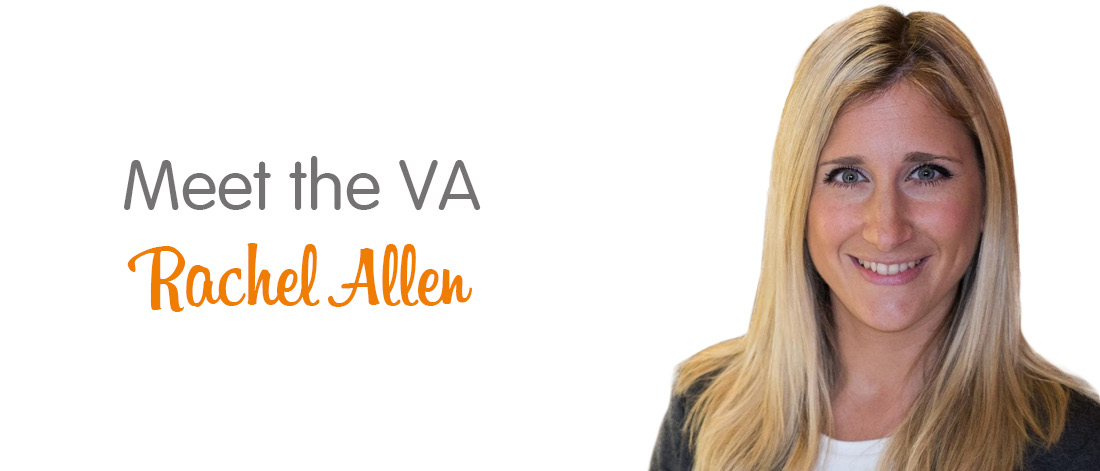 Meet the VA - Rachel Allen