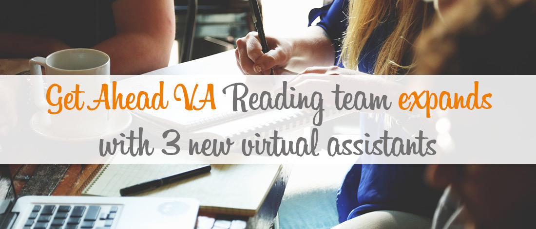 Get Ahead VA Reading-Team-expansion-blog