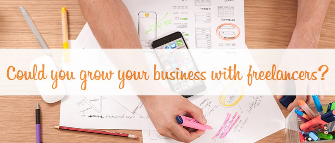 Grow your business with freelancers