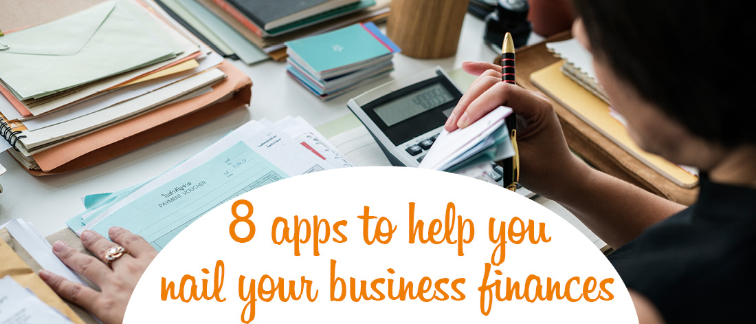 8 apps for business finances