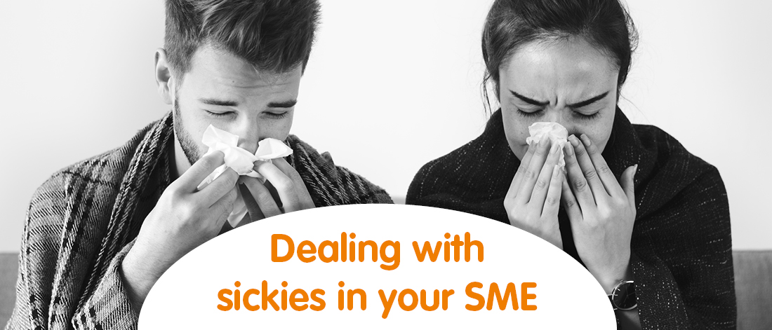 Dealing with sickies in your SME