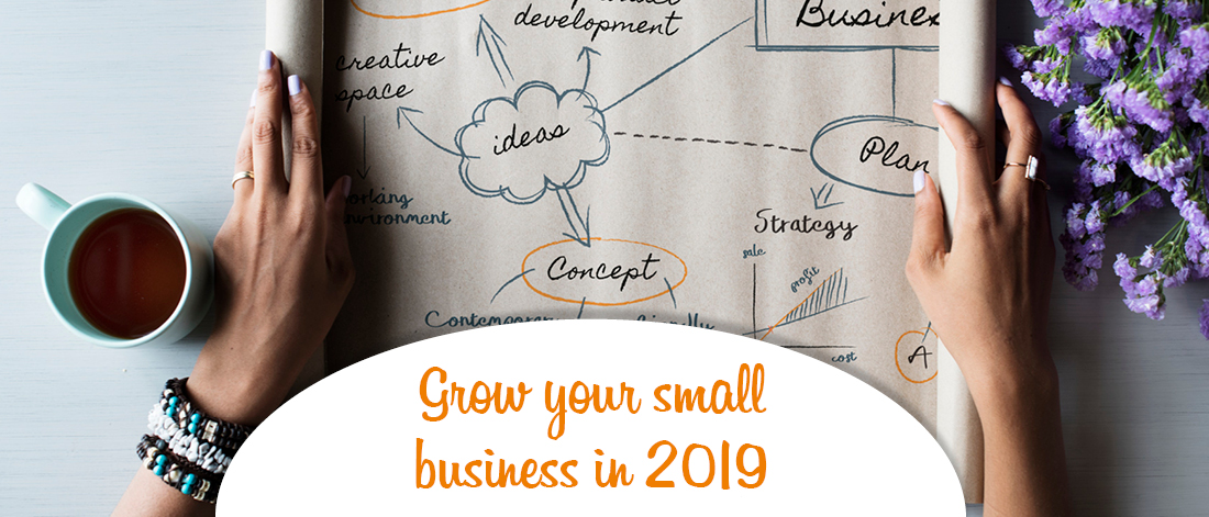 Grow small business