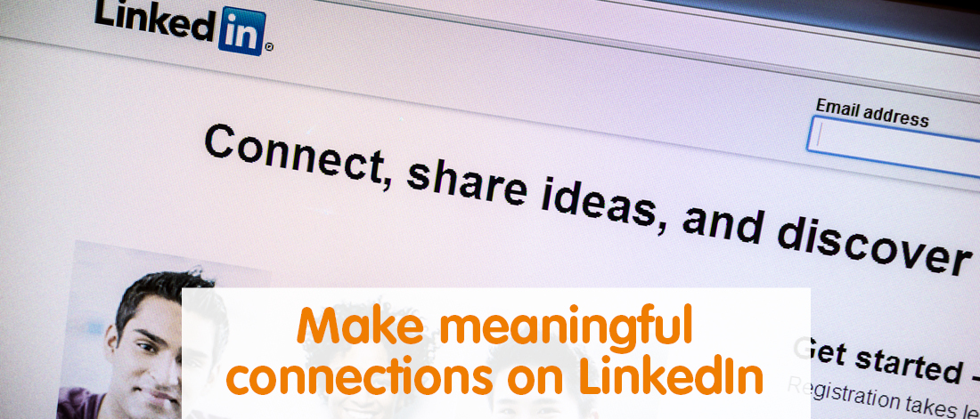 Connections on LinkedIn